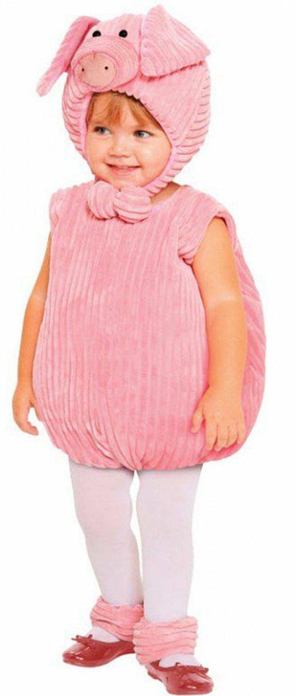 Tolle Ideen Fur Faschingskostume Kind Kleines Schweinchen Absolut